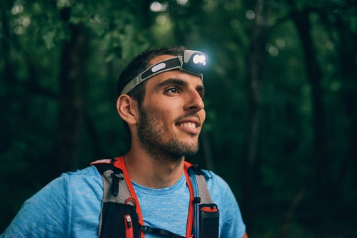 running headlamp1