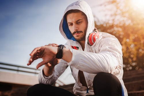 wireless headphones for running