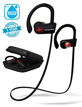SoundWhiz Bluetooth Running Headphones